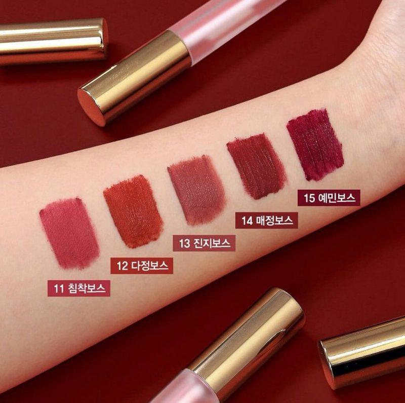 Bbia Velvet Lip Tint Version 3