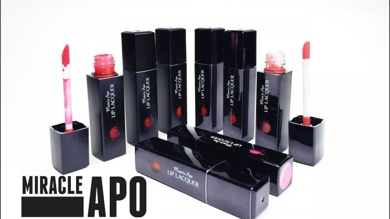 Son Miracle Apo Lipstick