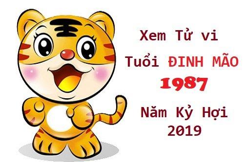 1987 Đinh Mão