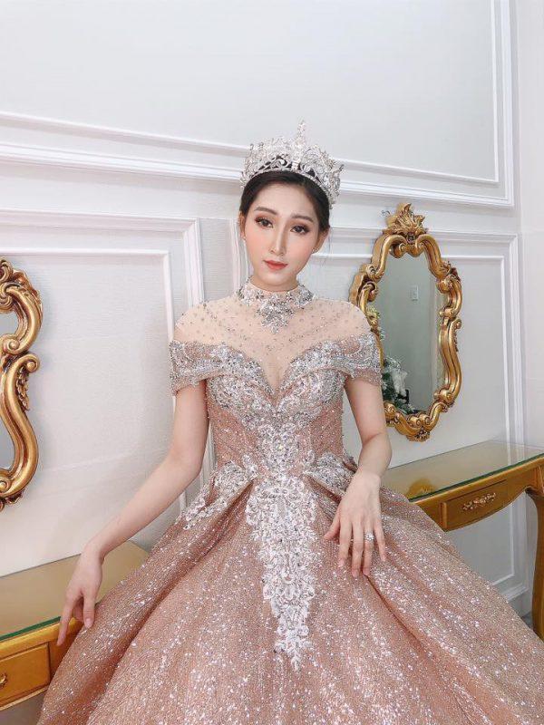dịch vụ makeup Sài Gòn