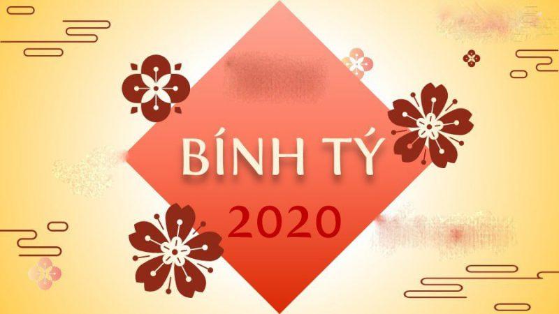 Vận Hạn Năm 2020 Của Bính Tý 1996