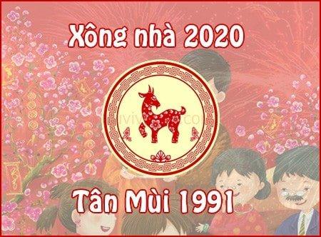 Vận Hạn Năm 2020 Của Tân Mùi 1991