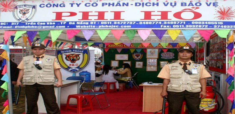 công ty bảo vệ Đà Nẵng