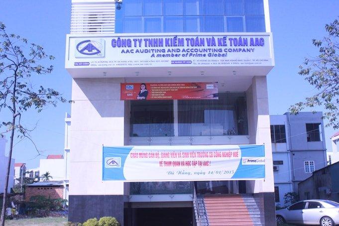 công ty kế toán Đà Nẵng