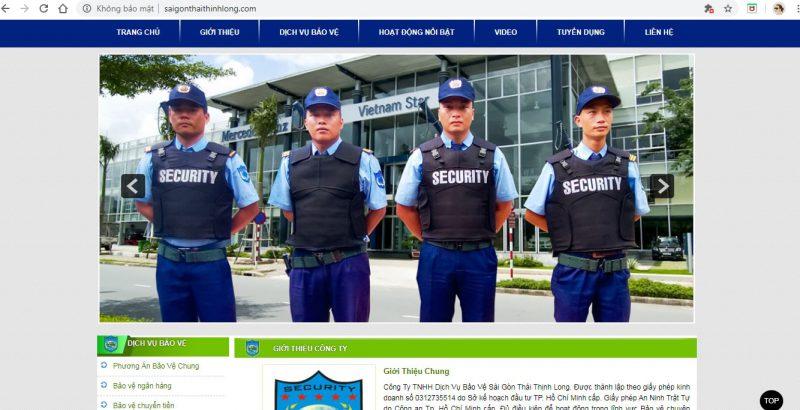 dịch vụ bảo vệ sài gòn