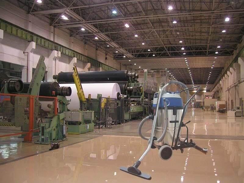Máy hút bụi nước công nghiệp Palada PD 60-2