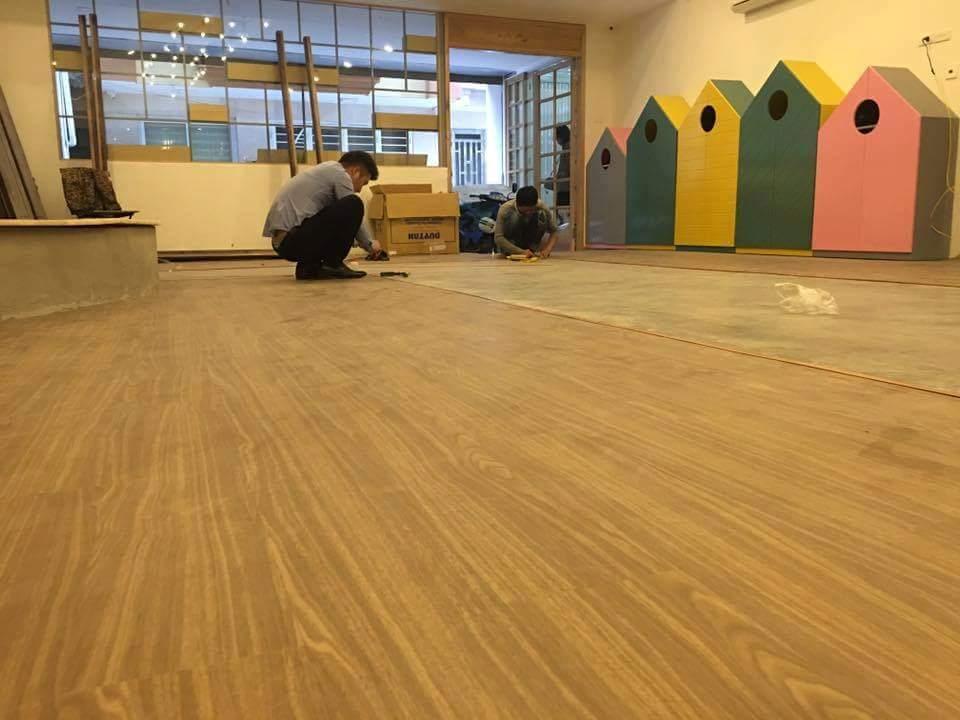 sàn gỗ Đà Nẵng