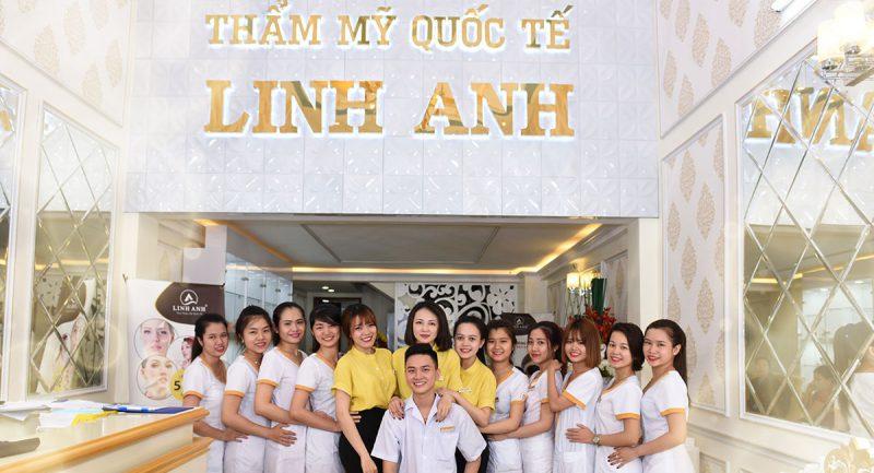 thẩm mỹ Đà Nẵng Linh Anh