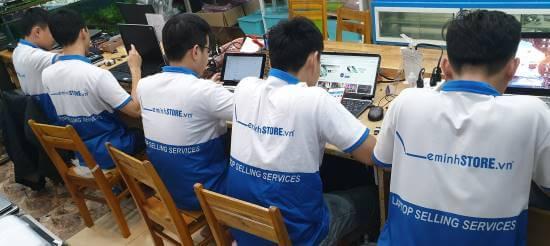 Thay pin Macbook Đà Nẵng