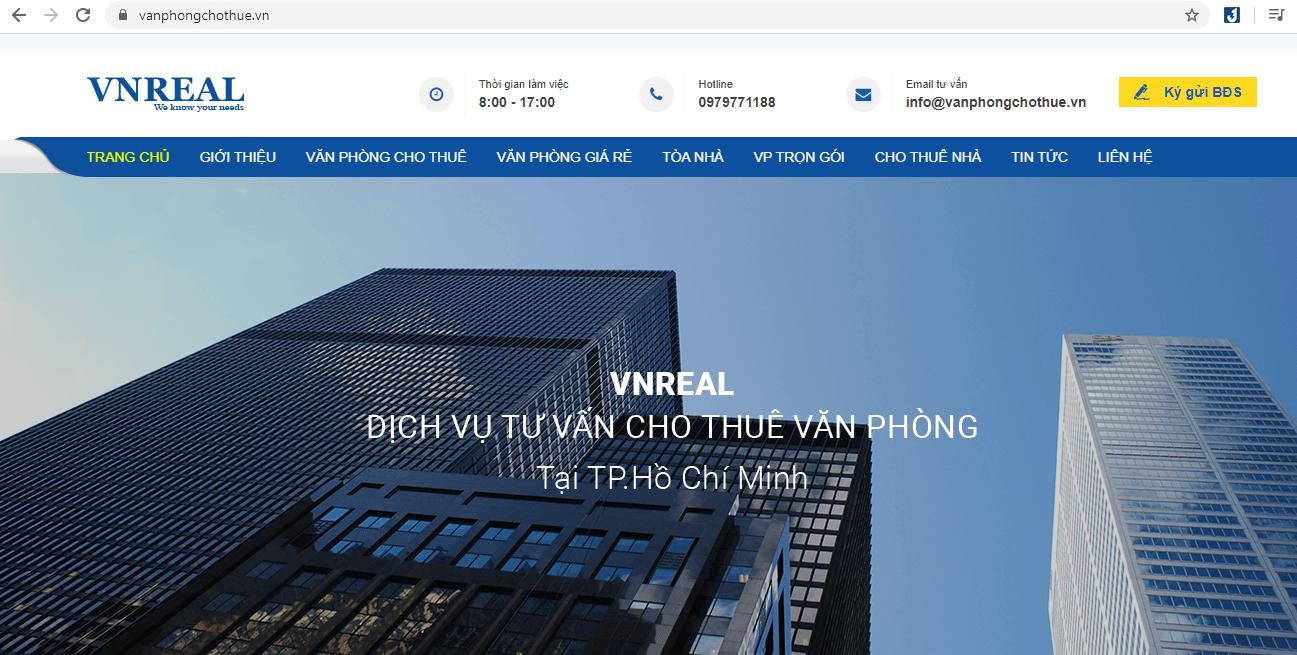 Dịch Vụ Cho Thuê Văn Phòng Sài Gòn