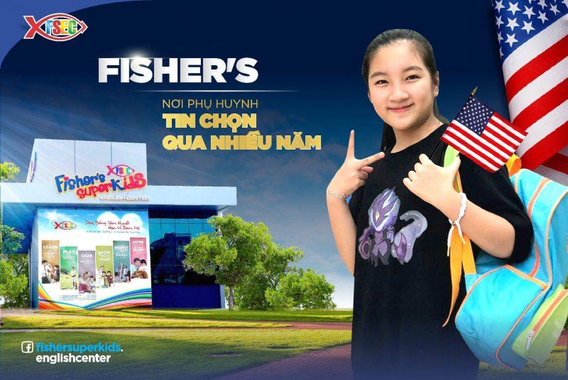 Trung tâm Fisher's Superkids