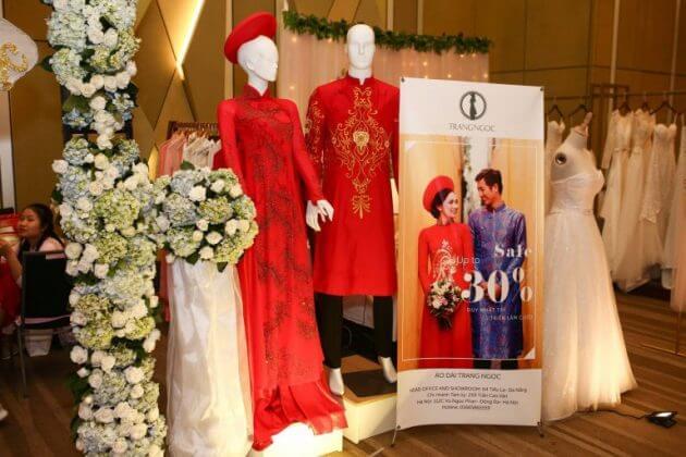 Cửa hàng cho thuê áo dài Đà Nẵng