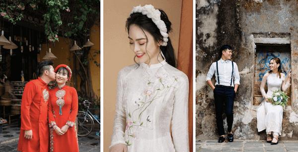 Shop cho thuê áo dài Đà Nẵng
