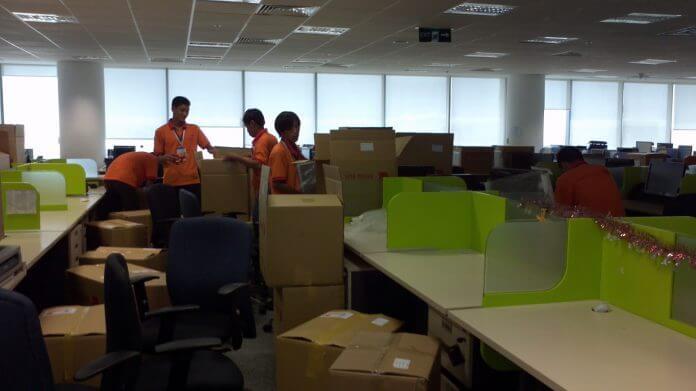 chuyển văn phòng Đà Nẵng