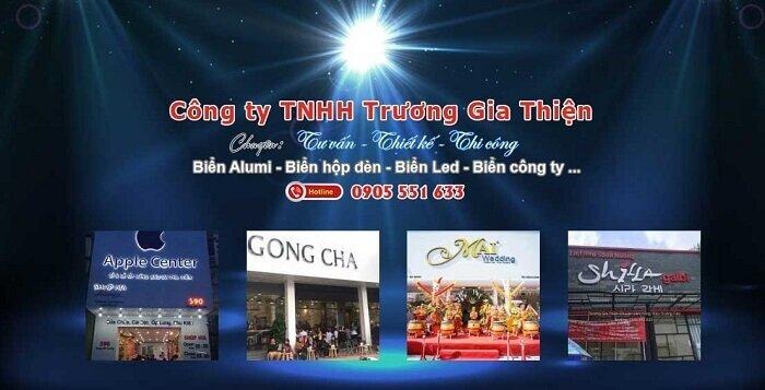 công ty quảng cáo Đà Nẵng