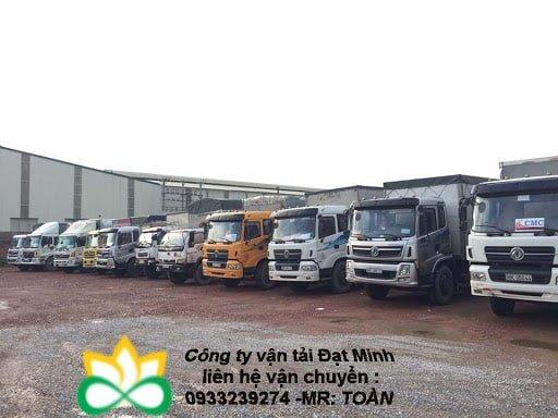 dịch vụ vận tải tại sg