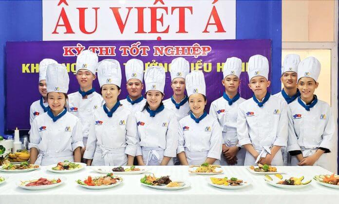 Trung tâm học nghề đầu bếp Đà Nẵng nổi tiếng
