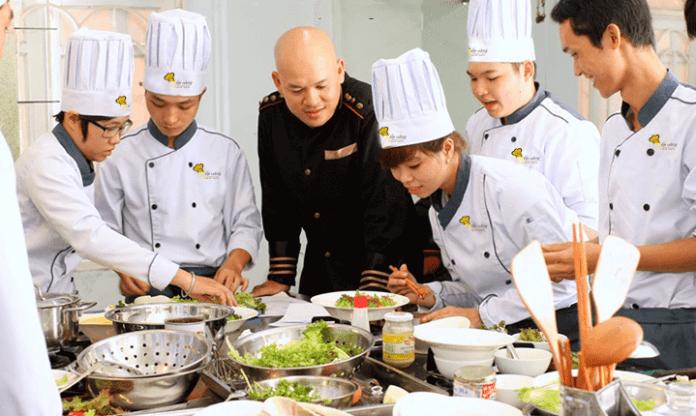 Địa chỉ học nghề đầu bếp Đà Nẵng uy tín
