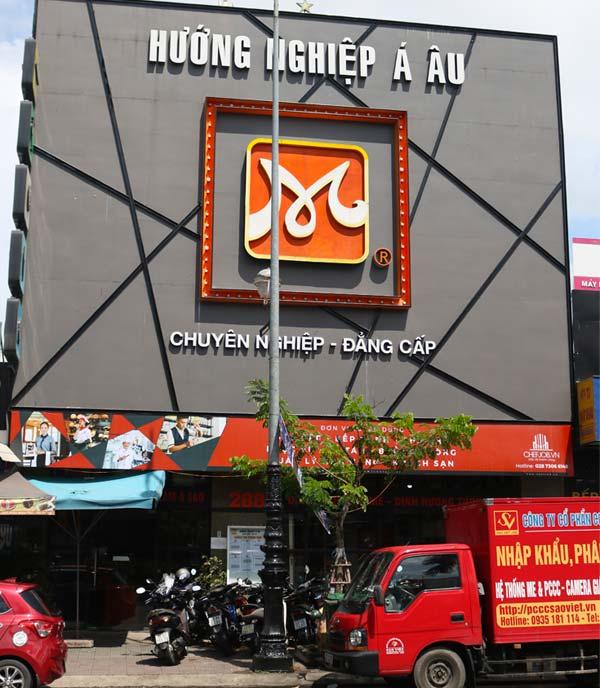 lớp học quản lý khách sạn ở Đà Nẵng