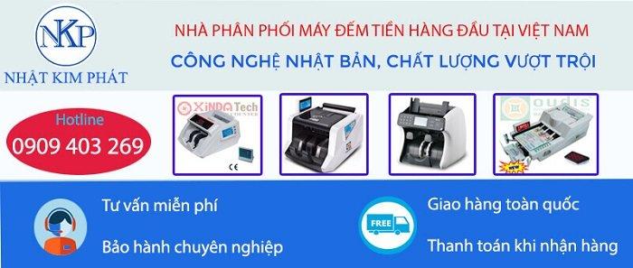 Máy đếm tiền Đà Nẵng