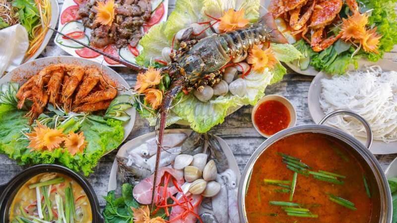 nhà hàng hải sản Đà Nẵng chất lượng
