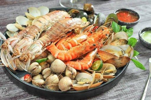 nhà hàng hải sản Đà Nẵng giá rẻ
