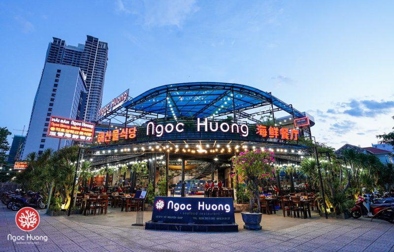 nhà hàng hải sản Đà Nẵng cao cấp