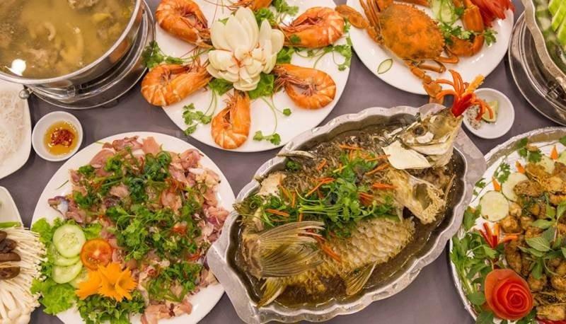 nhà hàng hải sản ở Đà Nẵng