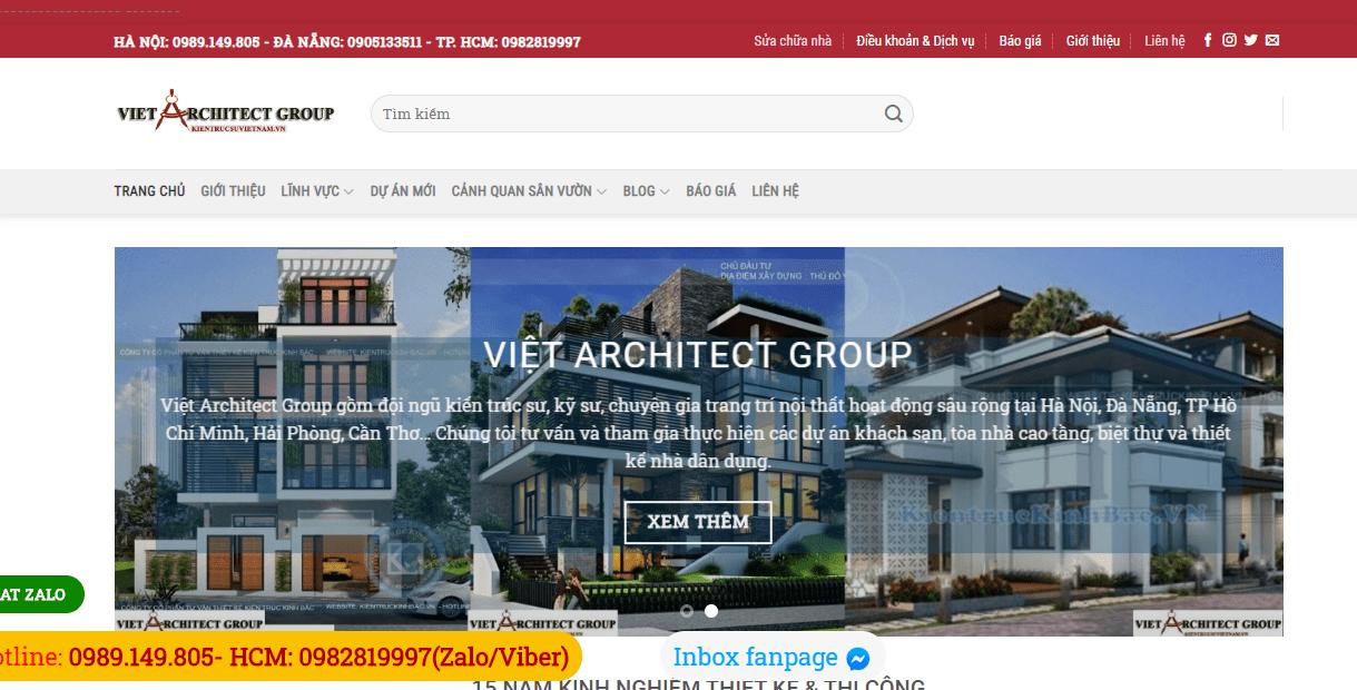 công ty xây dựng uy tín Đà Nẵng