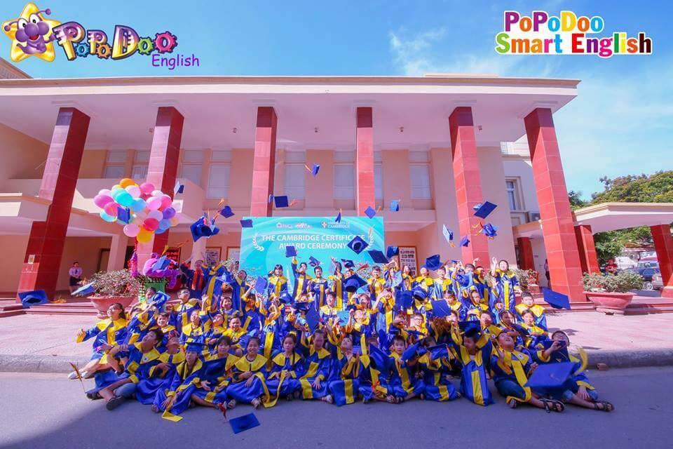 trung tâm tiếng Anh cho bé tại Đà Nẵng