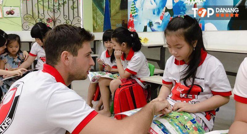 trung tâm tiếng anh tại Đà Nẵng