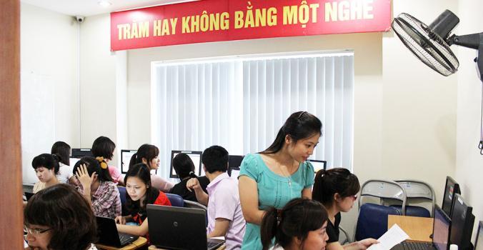 Học Kế Toán Tại Đà Nẵng