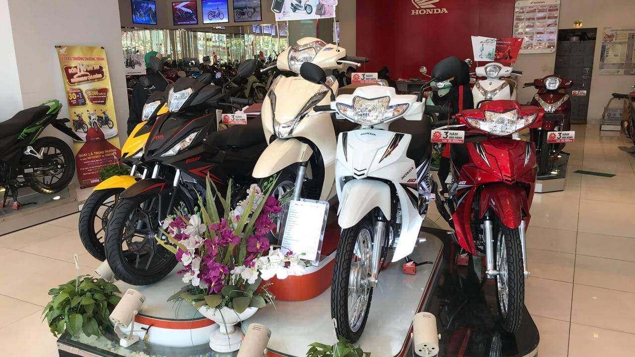Xe máy cũ Đà Nẵng