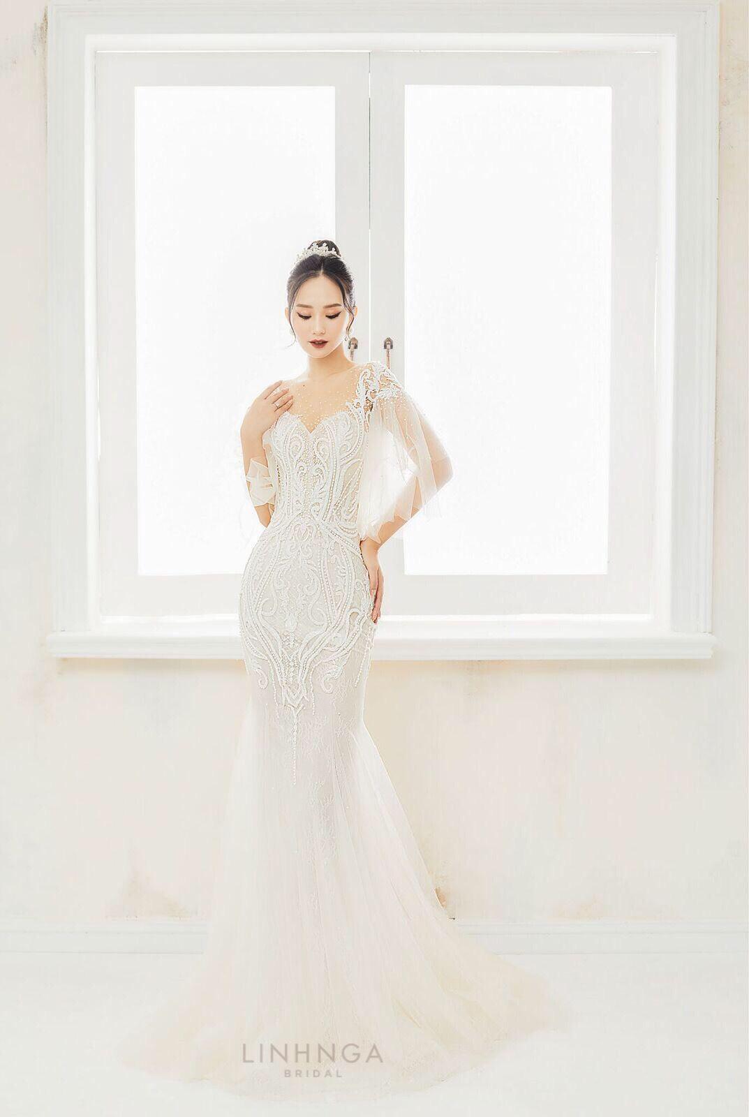 tiệm áo cưới Sài Gòn