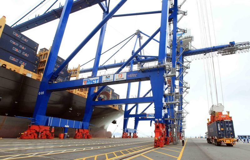 Công ty logistics Sài Gòn
