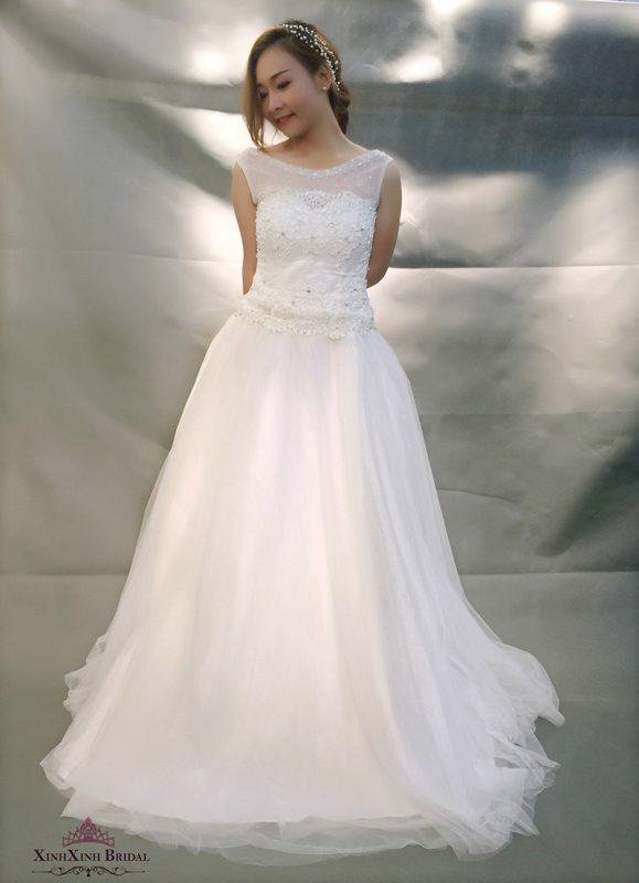 cửa hàng váy cưới ở tp hcm