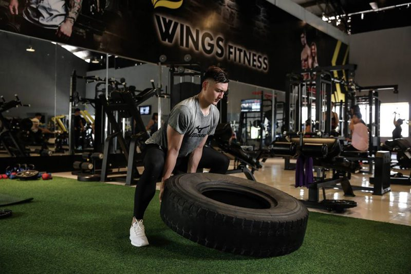 Wings Fitness Hải Phòng