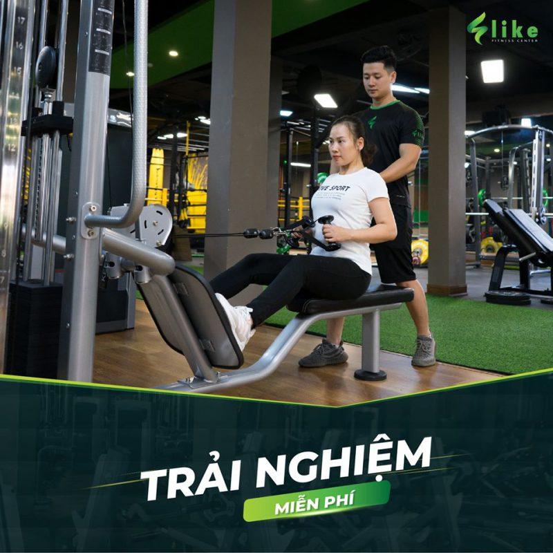 Like Fitness Center