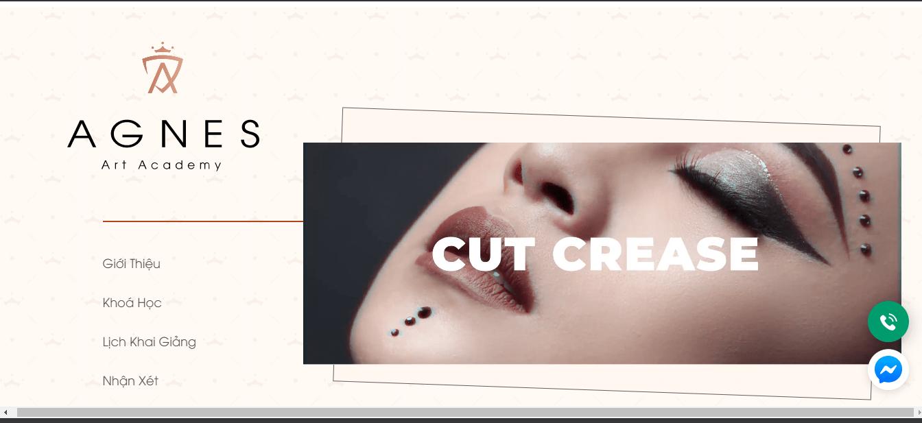 dạy make up uy tín Sài Gòn