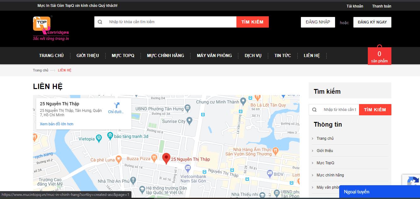địa chỉ mua bán máy in tại tp hcm