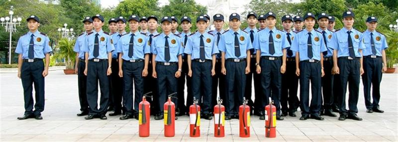 dịch vụ bảo vệ Hà Nội