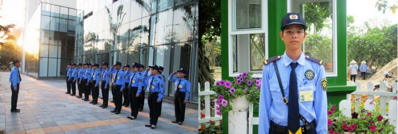 dịch vụ cho thuê bảo vệ và bảo đảm an ninh tại Hà Nội