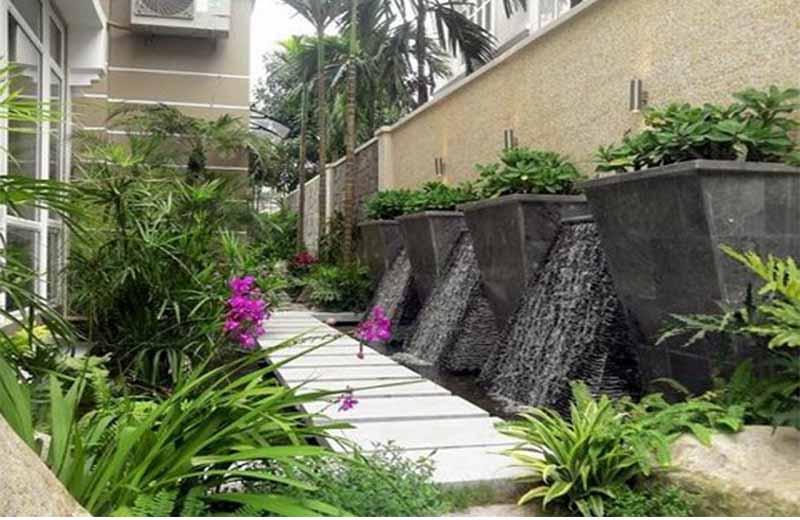 Ngọc Nam Landscape