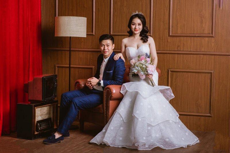 Chụp ảnh cưới Hải Phòng đẹp