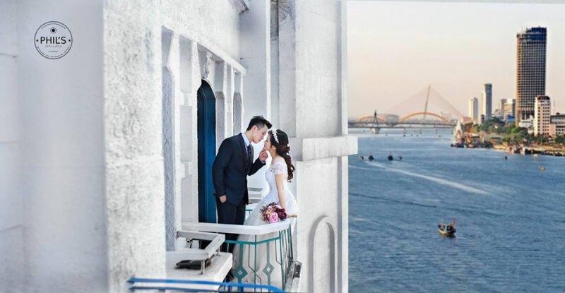 Chụp ảnh cưới Hải Phòng