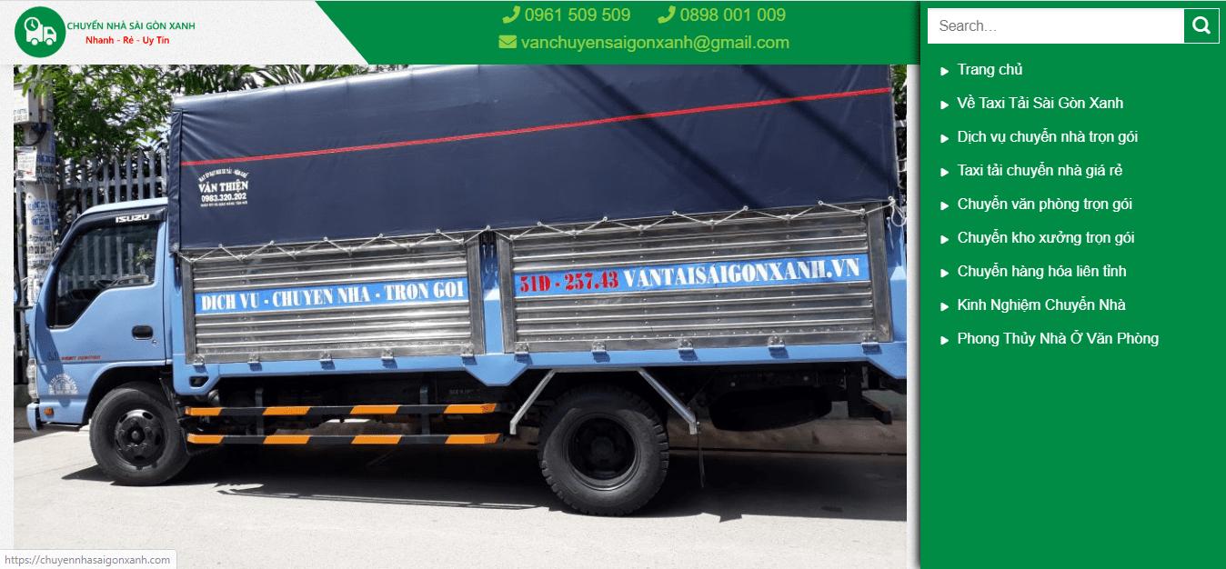 vận chuyển công ty, nhà ở Hồ Chí Minh