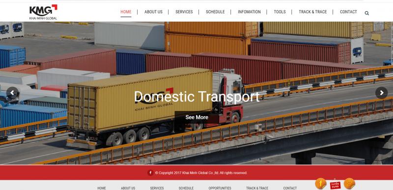 doanh nghiệp logistics hà nội