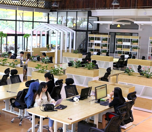 coworking space Hải Phòng