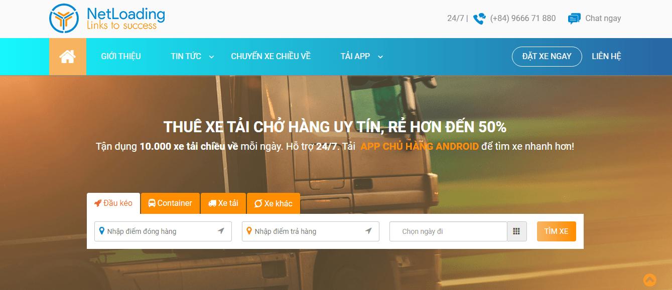 dịch vụ vân tải Hà Nội