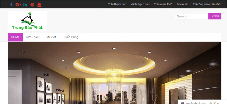 Công Ty TNHH MTV Trung Bảo Phát